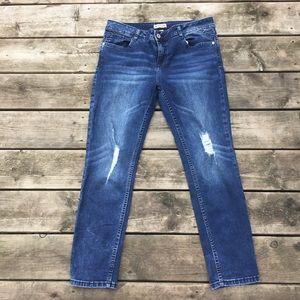 🌸3/20$ RE: Boyfriend distressed jeans